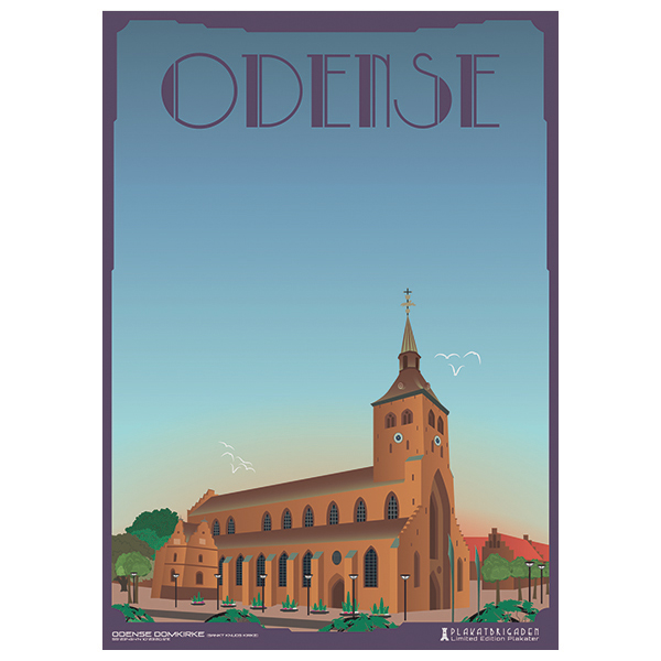 Odenseplakat
